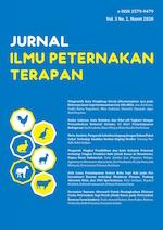 View Vol. 3 No. 2 (2020): Jurnal Ilmu Peternakan Terapan