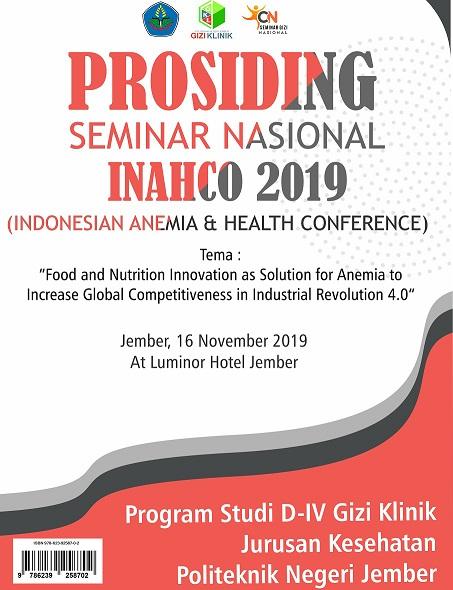Lihat Vol 1 (2019): Prosiding Seminar Nasional INAHCO 2019